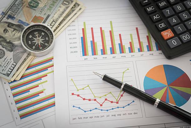 planificación financiera - planificación financiera fotografías e imágenes de stock