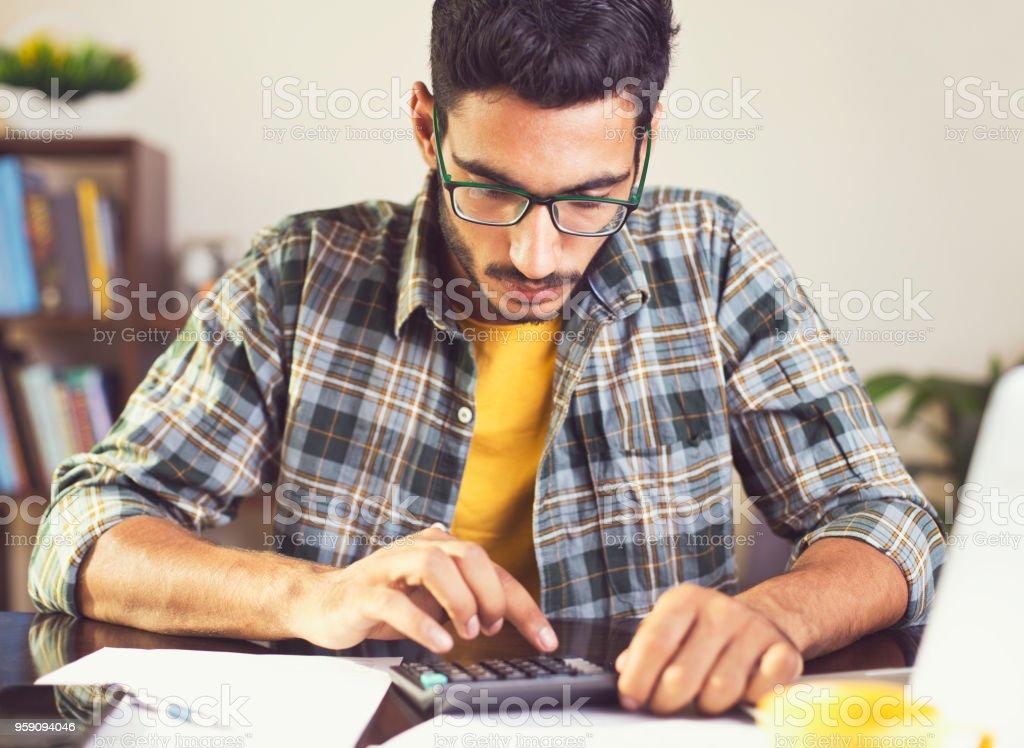 Finanzielle Probleme  - Lizenzfrei 25-29 Jahre Stock-Foto