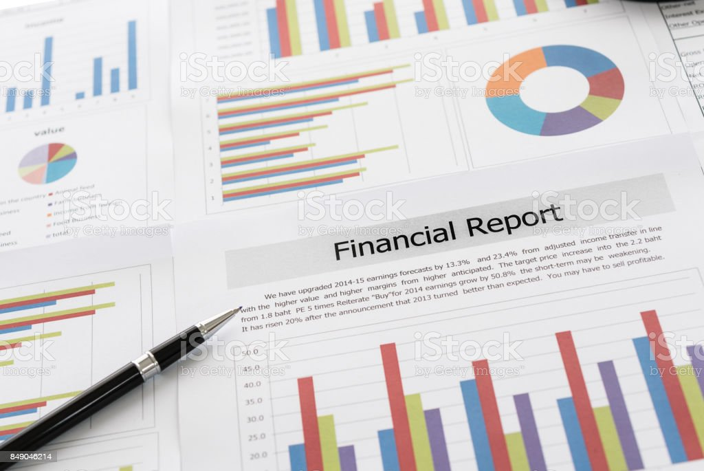 Finanzbericht – Foto