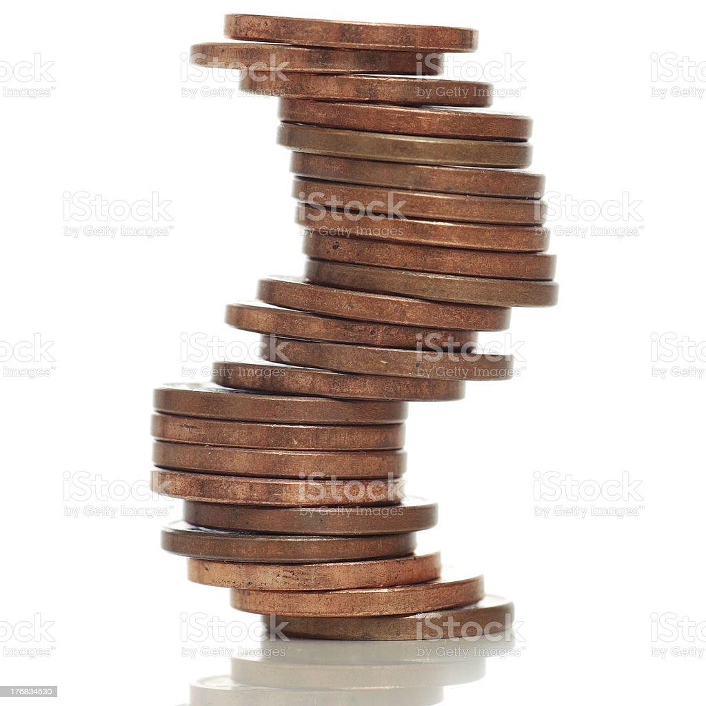 Financial Risk stock photo