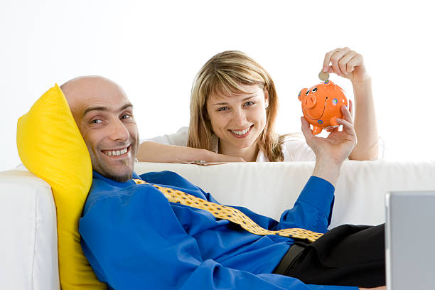 financial savings - depositor stock pictures, royalty-free photos & images