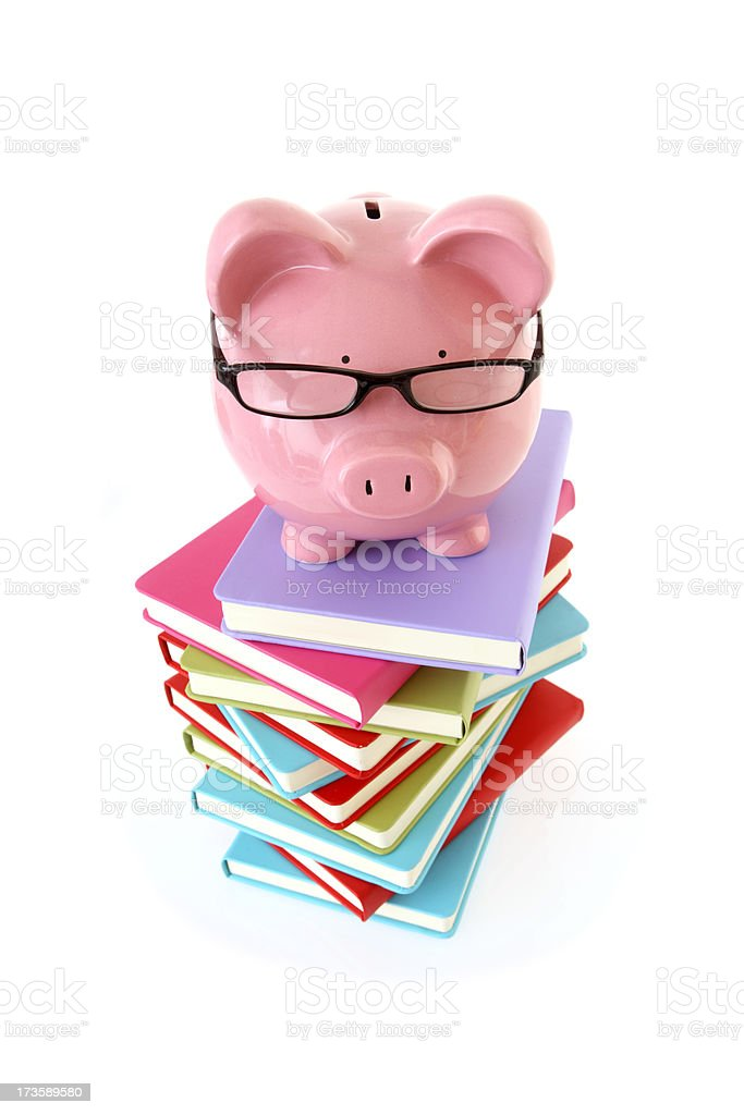 Financial Studies stock photo
