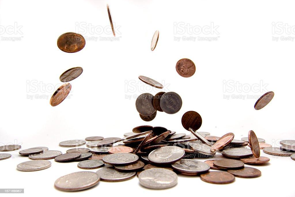 Financial success royalty-free stock photo