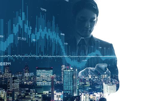 istock Financial technology concept. Fintech. 919567592