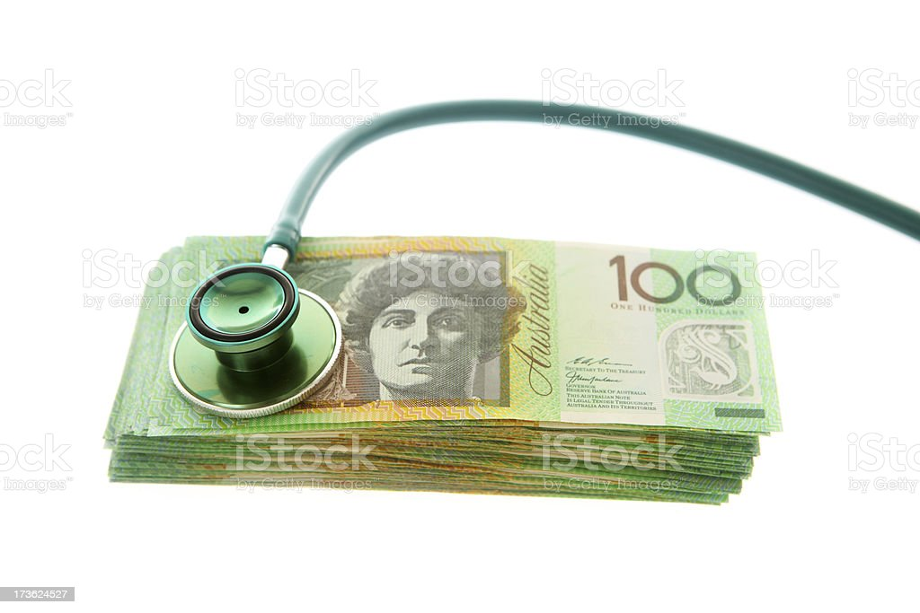 Financial Wellbeing royalty-free stock photo