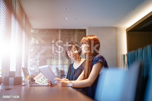 589445574istockphoto Financials and investments are crucial for corporate CFO 598671508