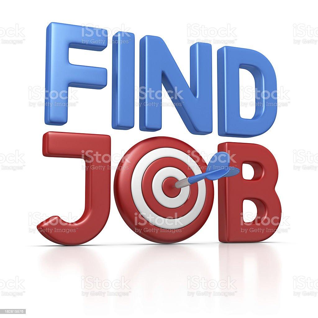 Sie job-Pompano Lizenzfreies stock-foto