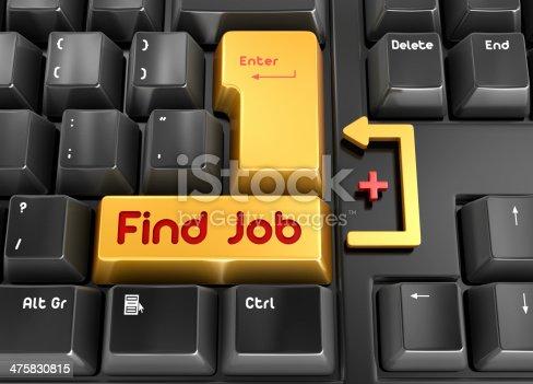 istock Find Job 475830815