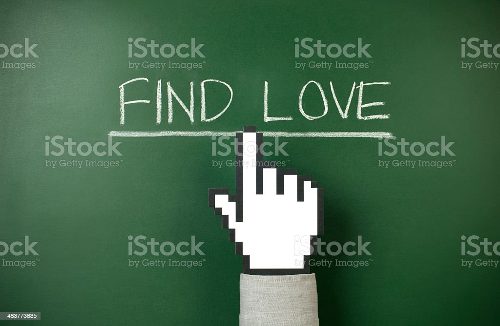 find love stock photo