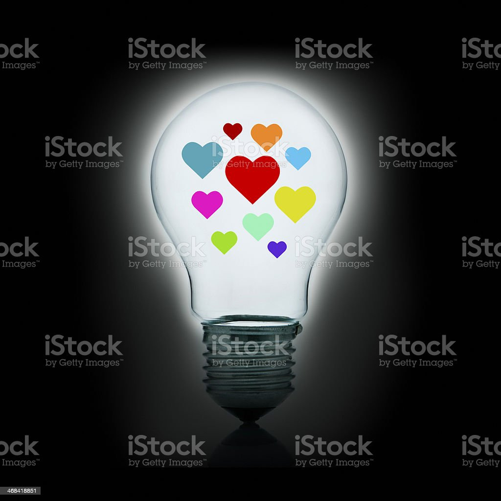 Find the perfect love! royalty-free stock photo