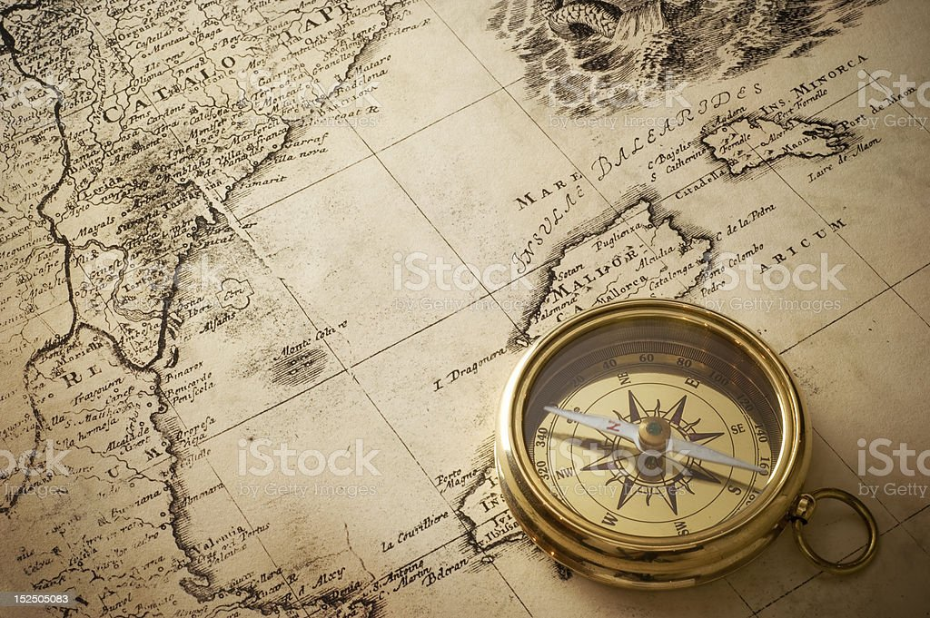 Find the way stock photo