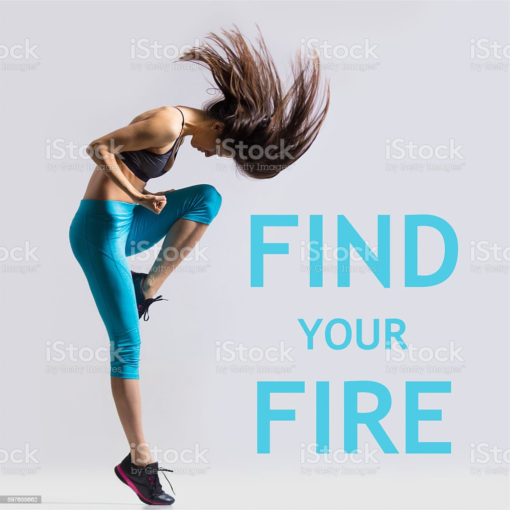 Find your fire - Photo