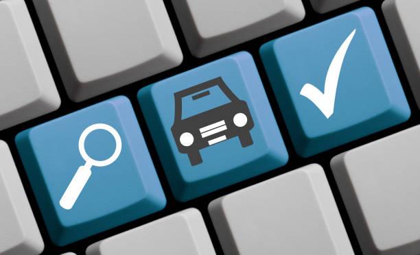 Finden Sie Ihr neue Auto online – Foto