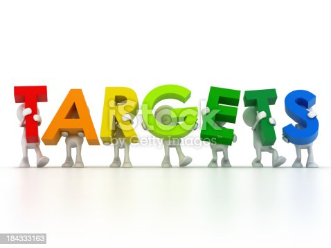 istock Find your targets 184333163