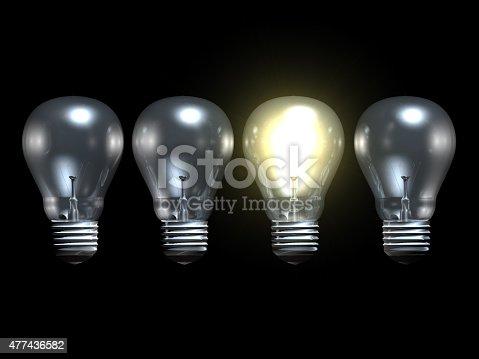 578276932 istock photo Finding a Big Idea 477436582