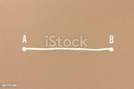 istock Finding a simple solution concept 657751290