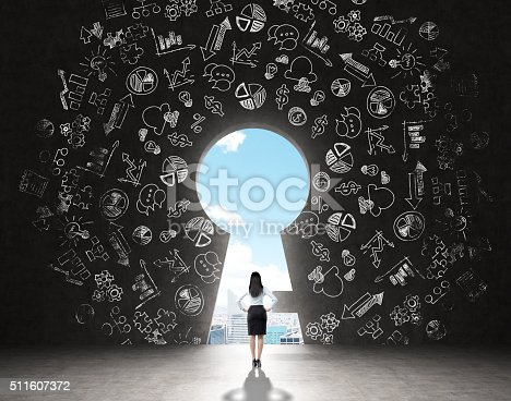 istock Finding a solution 511607372