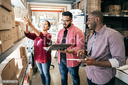 istock Finding financing for your business 1048250070