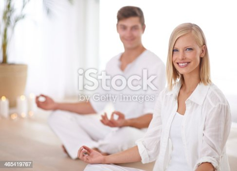 1060280760 istock photo Finding peace and fulfillment 465419767