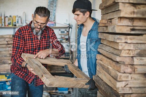 1000309654 istock photo Finding the best material demands time 991083032
