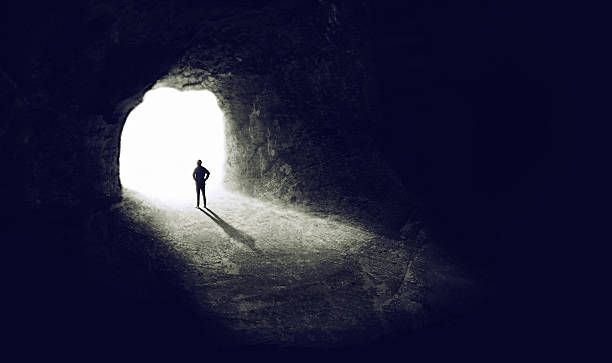 znajdowanie światło - niebo życie pozagrobowe zdjęcia i obrazy z banku zdjęć