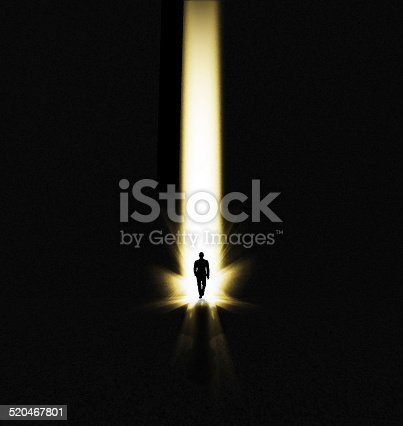 istock Finding the light 520467801