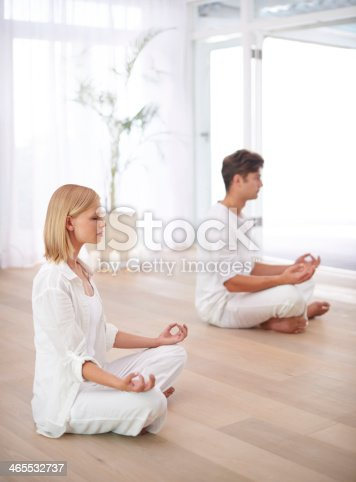 1060280760 istock photo Finding their inner calm 465532737