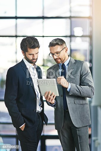 istock Finding ways to let their business prosper further 637139522