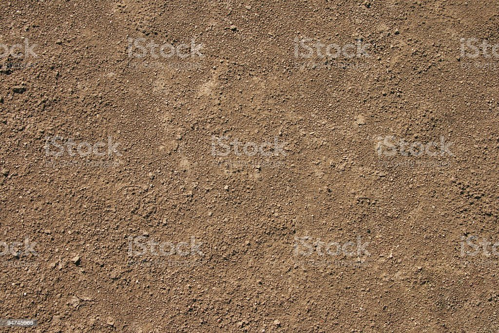 Fine brown sand dirt background royalty-free stock photo