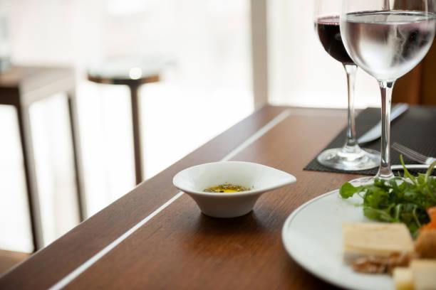 Feine Restaurants Gedeck – Foto