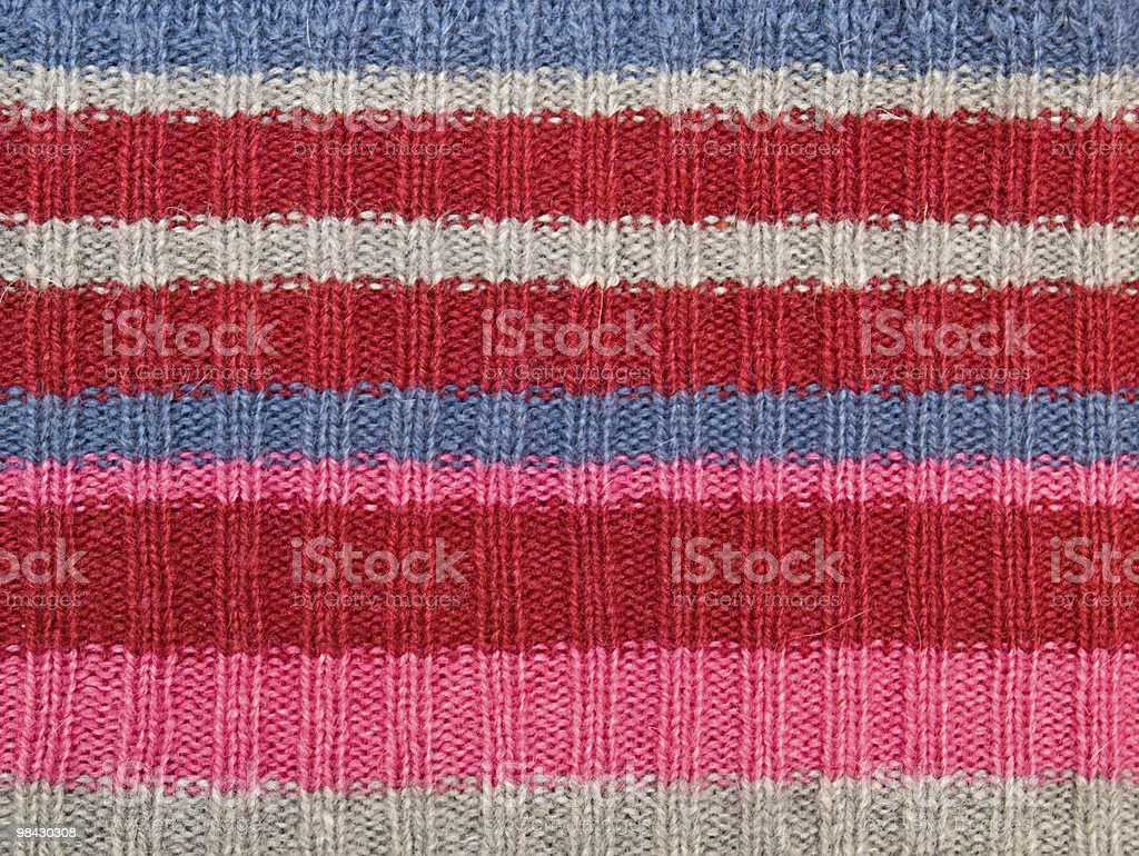 fine knitwear useful as texture or background royalty-free stock photo