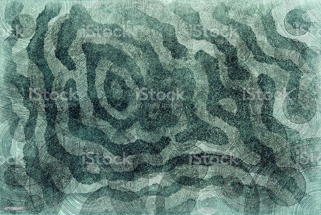fine lined abstract back royalty-free stock photo