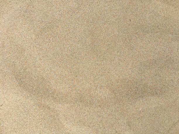 Fine sand textured background stock photo