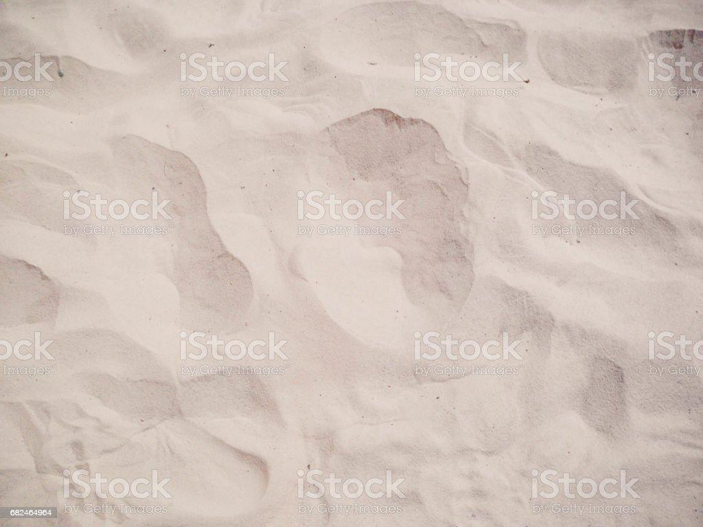 fine white beach sand royalty-free stock photo