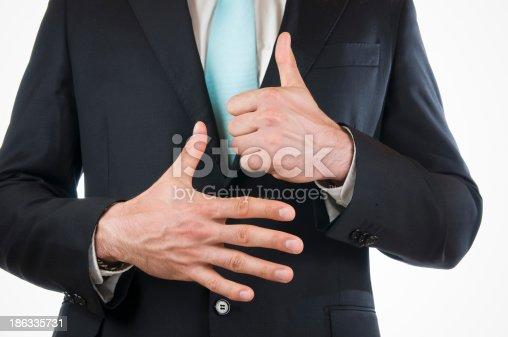 istock finger six 186335731