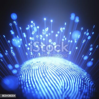 803260946 istock photo Fingerprint Binary Code 803406004