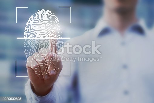 istock fingerprint login 1020600608