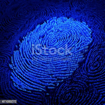 671053272 istock photo fingerprint 671053272