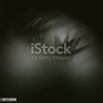 istock Fingers of icy fear 487729939