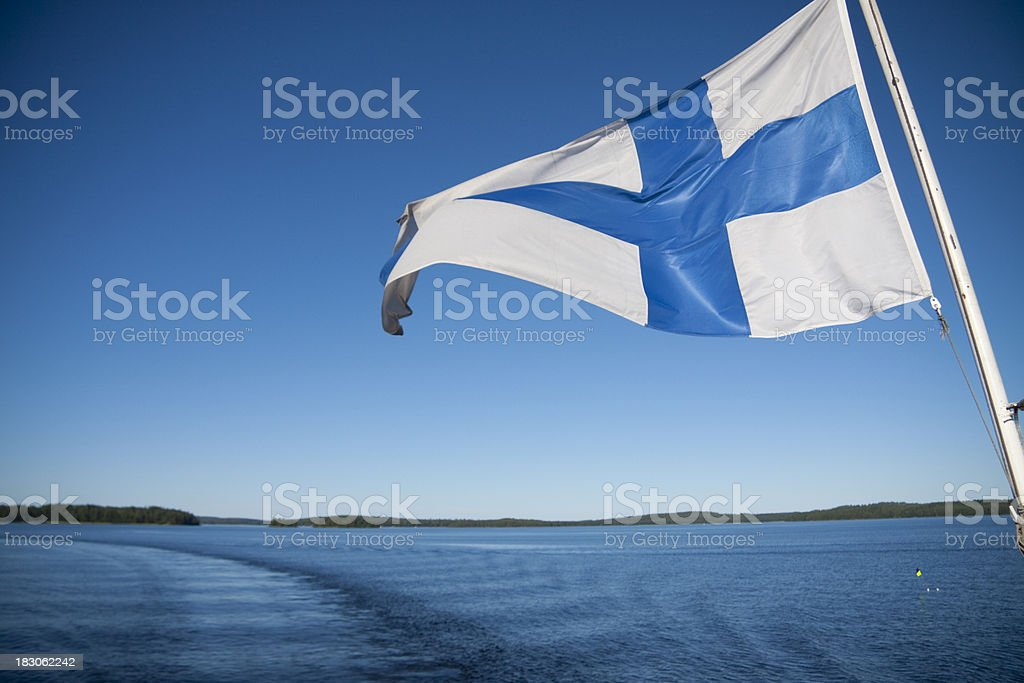 Finland royalty-free stock photo