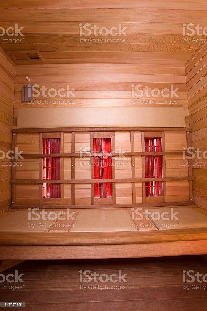 Finland sauna royalty-free stock photo