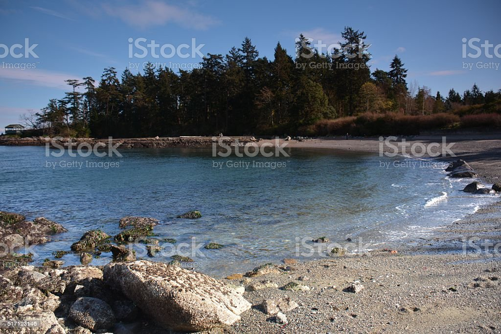 Finnerty Cove stock photo