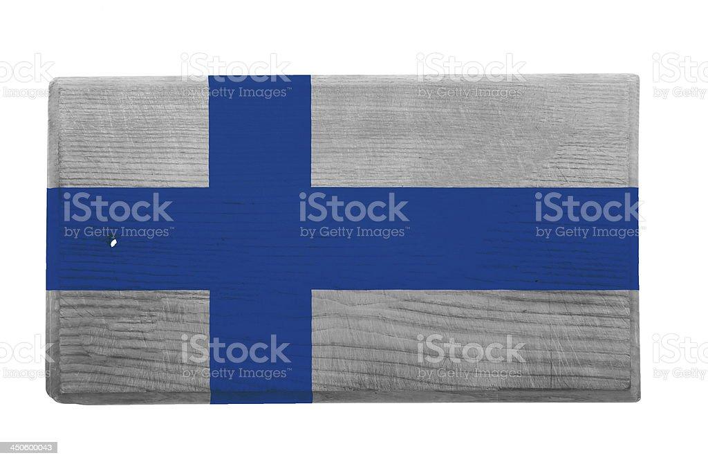 Finnish cutting board stock photo