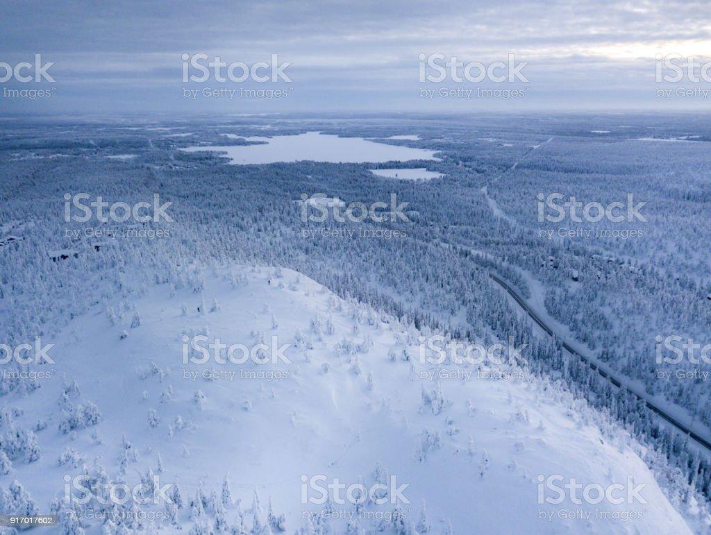Finnisch-Lappland – Foto
