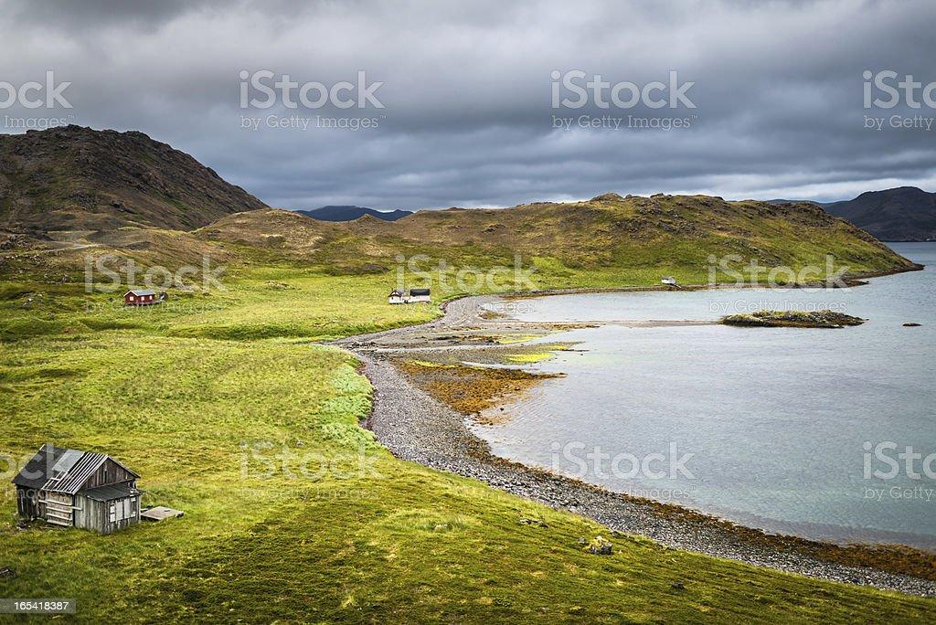Finnmark stock photo