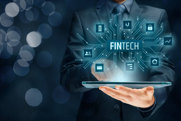 fintech concept - financial technology stock photos and pictures