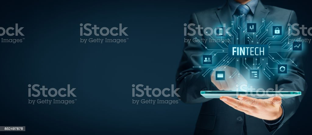 FinTech-Konzept – Foto