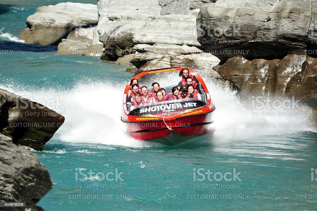 Fiordland New Zealand stock photo