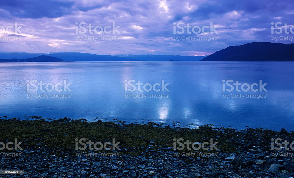 Fiords of Norway royalty-free stock photo