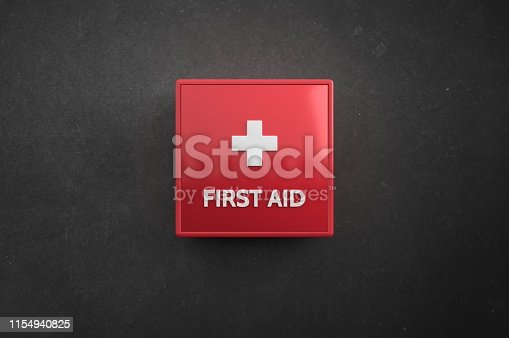 istock Firdt Aid, First line health care 1154940825